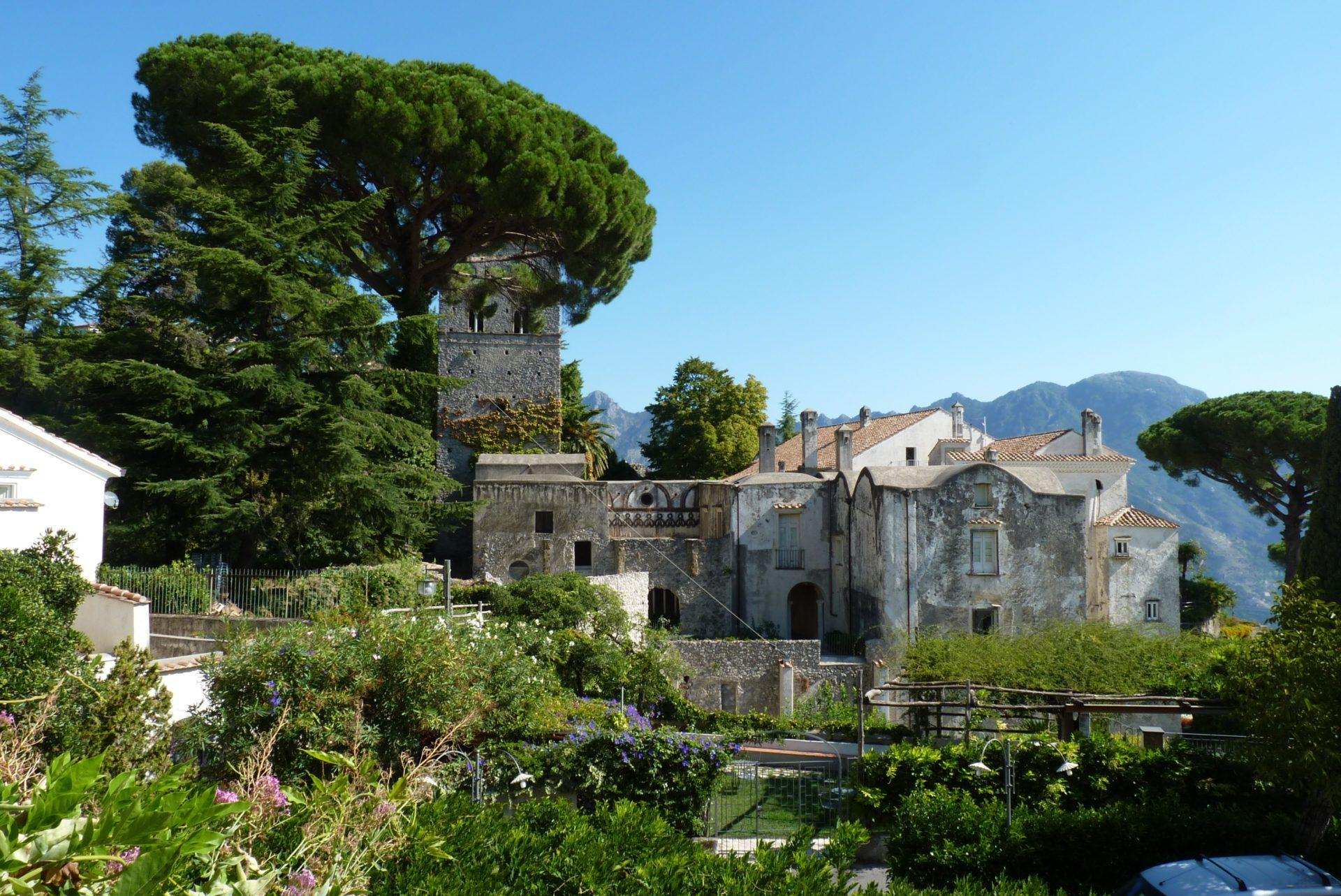 The Day My Imagination Ran Riot in Ravello by Margaret Sims